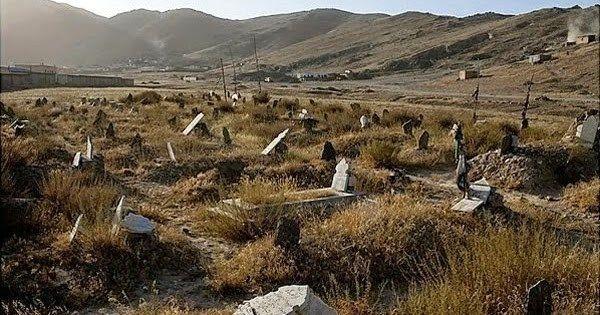Top 5 des cimetières aux légendes étranges