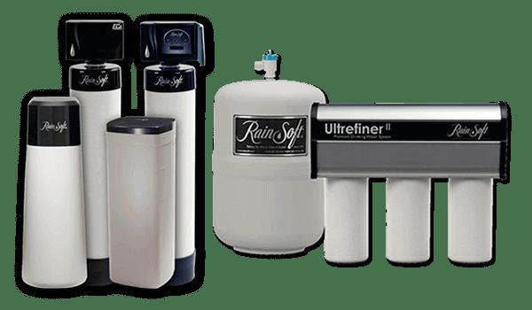 Filtros de agua