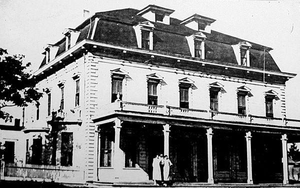 haunted Aptos ghost Bayview Hotel