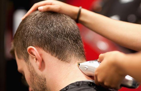 men's haircuts north norfolk