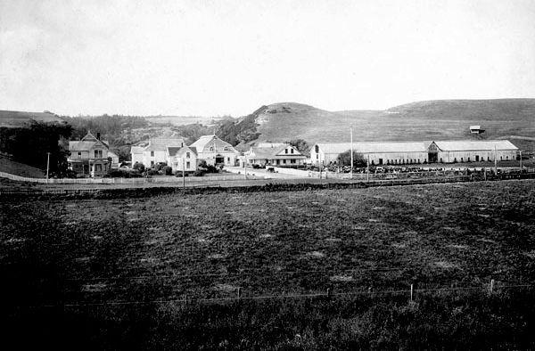 Wilder Ranch haunted Santa Cruz