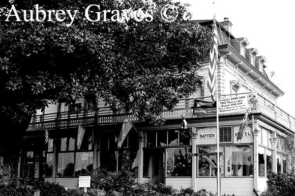 Bayview Hotel haunted aptos