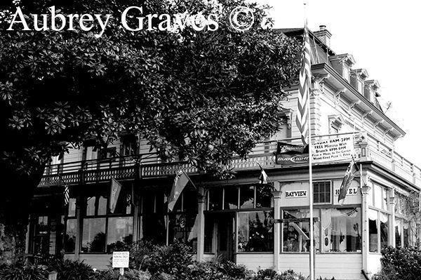 Bayview Hotel haunted aptos