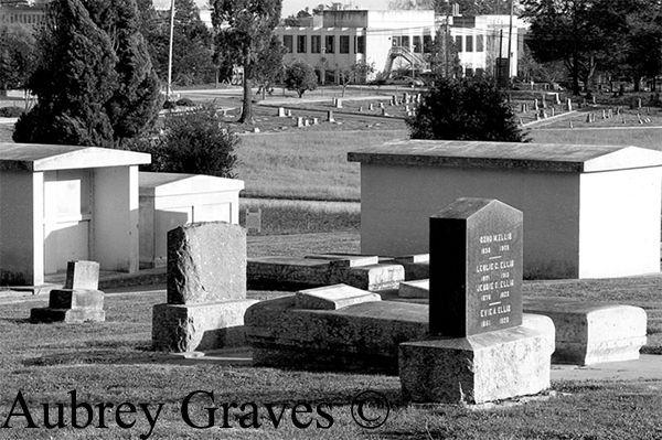 Oakwood Cemetery haunted Santa Cruz