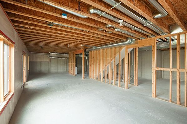 Basement Wiring Spruce Grove