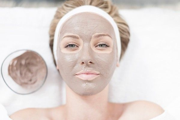 Woman enjoying Hydrating Facial at Facial Studio Brighton