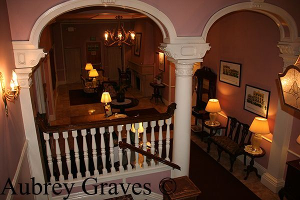 haunted Monterey Hotel ghost