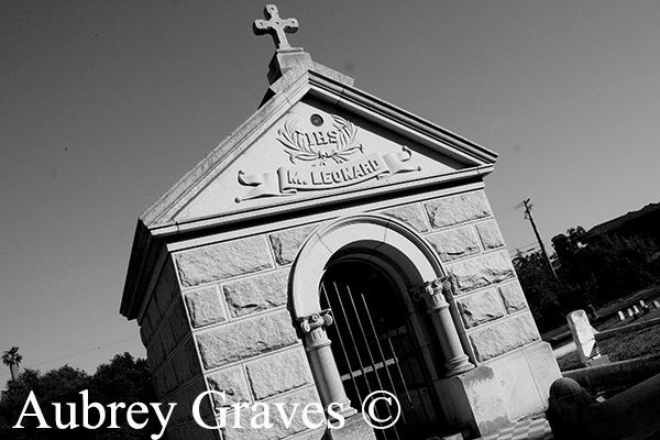 Holy Cross Cemetery Santa Cruz