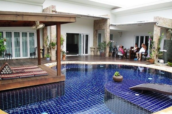 Pool villa for rent in Ao Nang