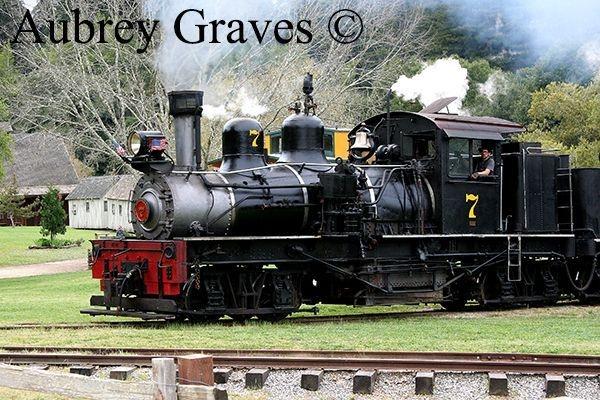 haunted Roaring Camp Railroads ghost