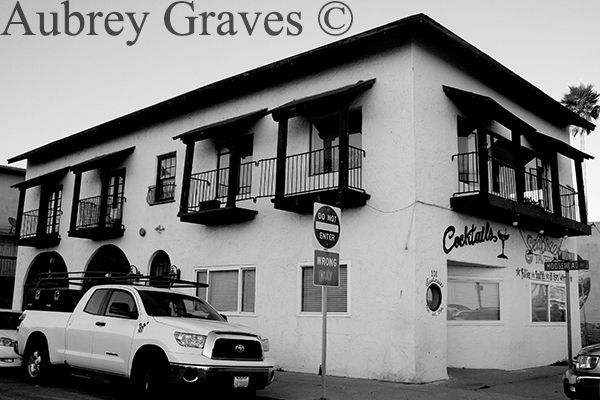 Seabreeze Tavern haunted Aptos ghost