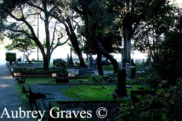 Evergreen Cemetery haunted