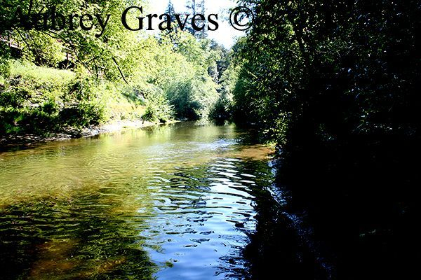 San Lorenzo River haunted