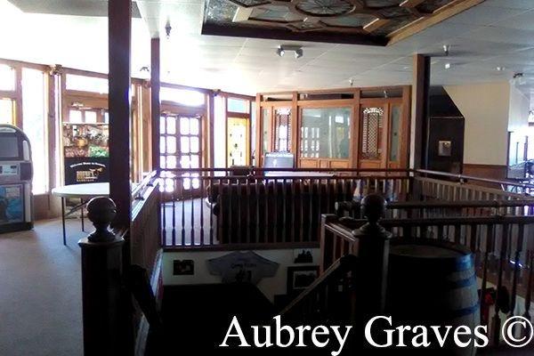 Bruno's BBQ Scotts Valley haunted