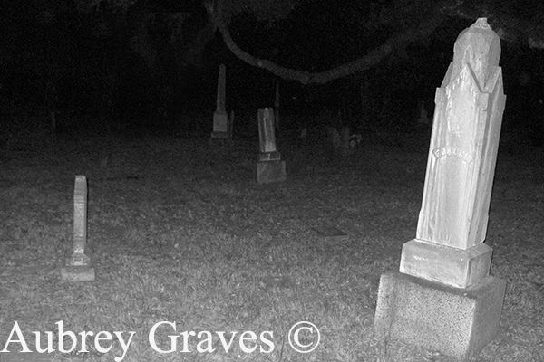 Soquel Cemetery haunted