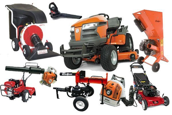 Lawn Mower Snow Blower Service Repair Normal Bloomington IL