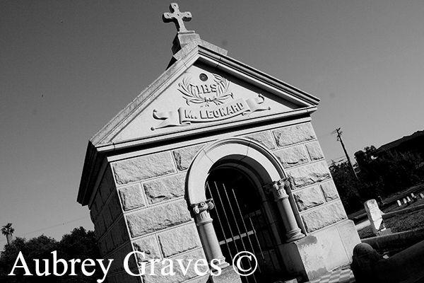 Holy Cross Cemetery Santa Cruz