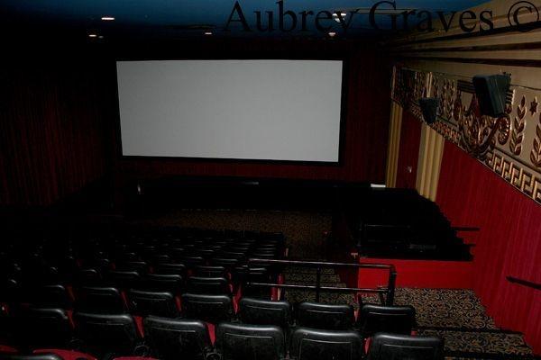 Del Mar Theater haunted Santa Cruz