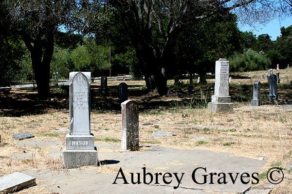 Soquel Cemetery haunted ghosts