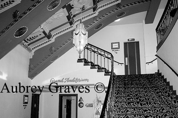Del Mar Theater haunted