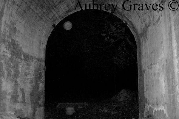 Santa Cruz Mountain Tunnels haunted