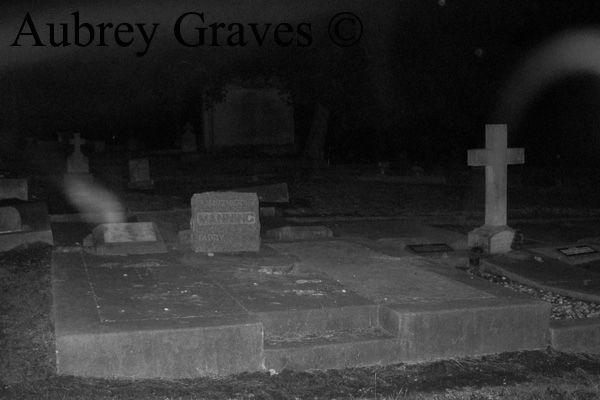 cemetery haunted Santa Cruz