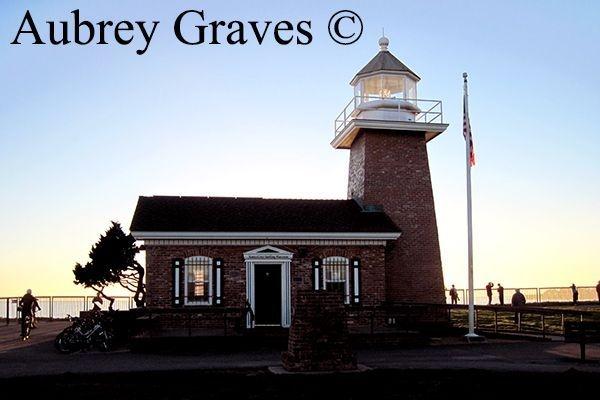 Mark Abbott Santa Cruz Lighthouse