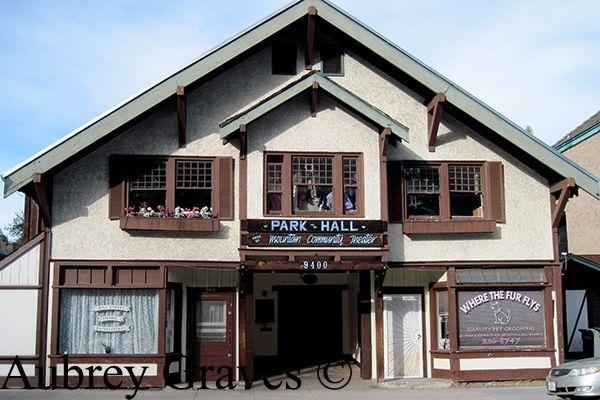 haunted Ben Lomond ghost theater