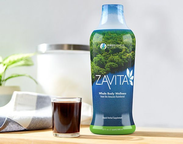 Zavita Whole Body Wellness from the Amazon Forest Immune Builder