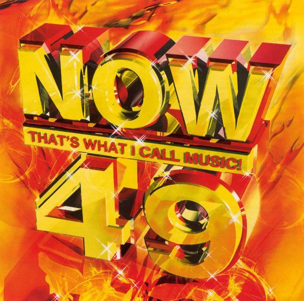 Now 49 Music album art work