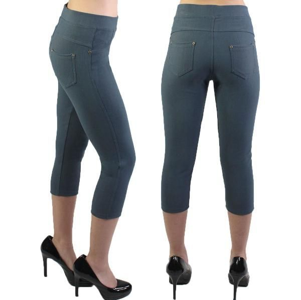 Jegging Jean Charcoal Size (18-20)