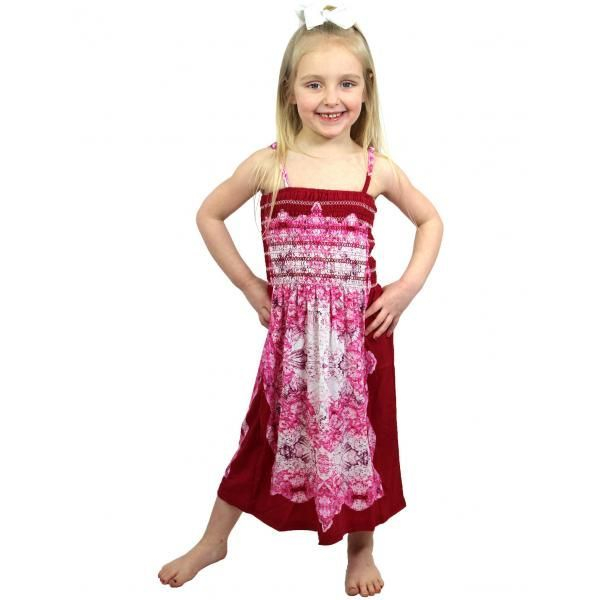 Child Size S-L Dress
