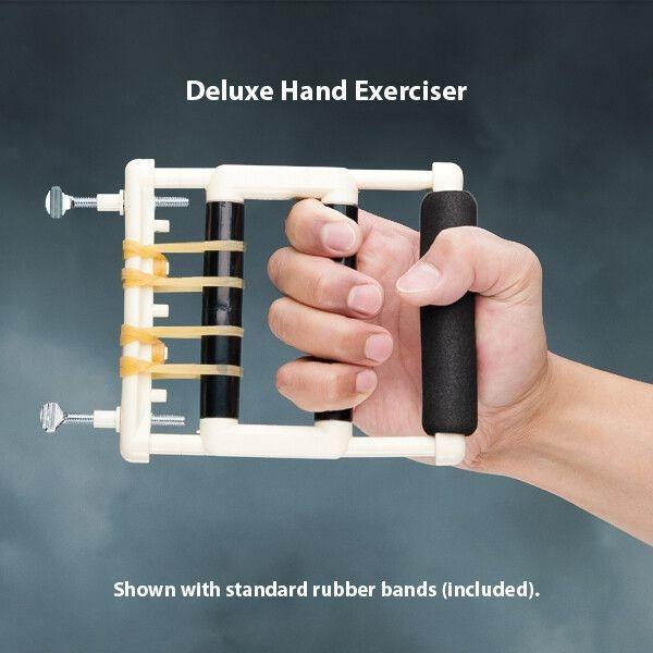 Hand exerciser, strengthen hands, hand exercises