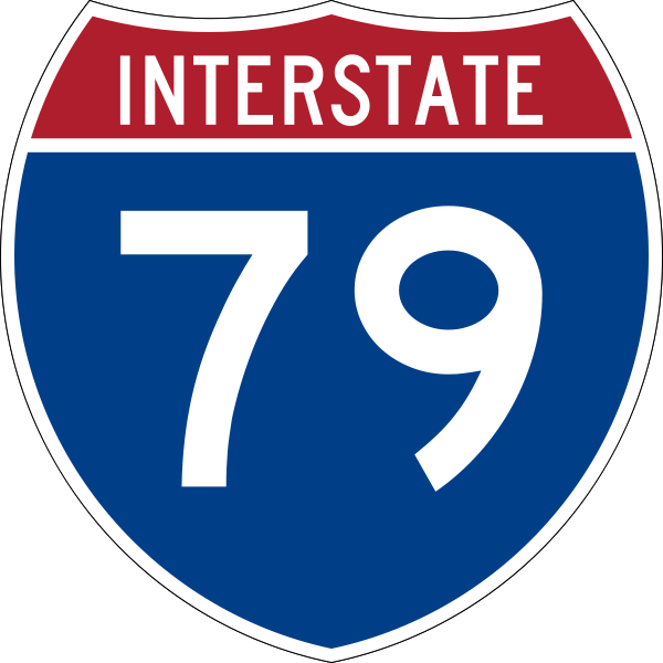 Interstate 79 I-79 Emergency Road Service