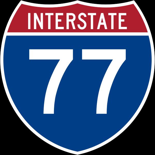 Interstate 77 I-77 Emergency Road Service