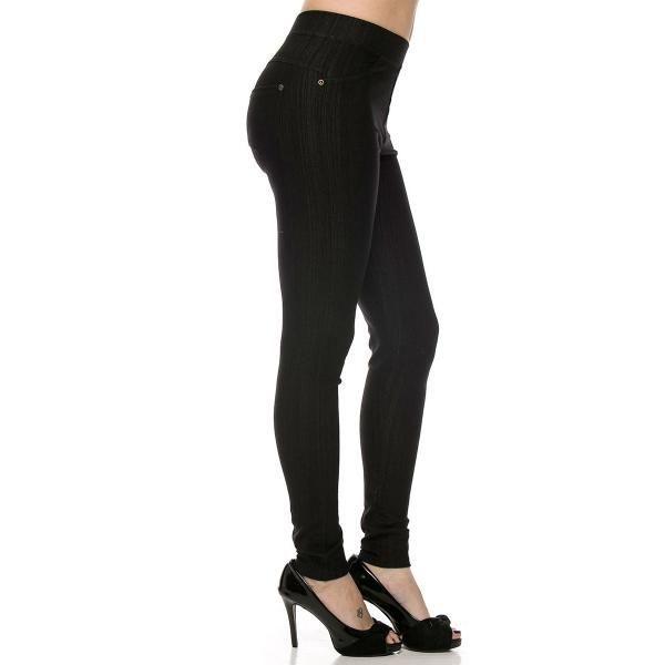Jegging Jean Black Size 1X (14-16)