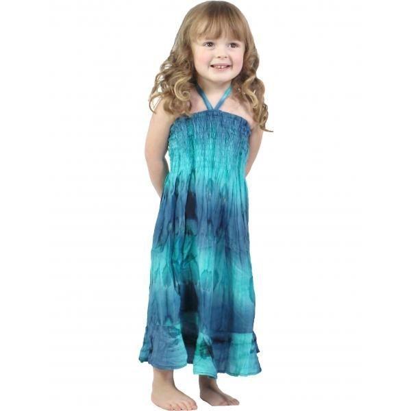 #5449 Teal Size L Dress
