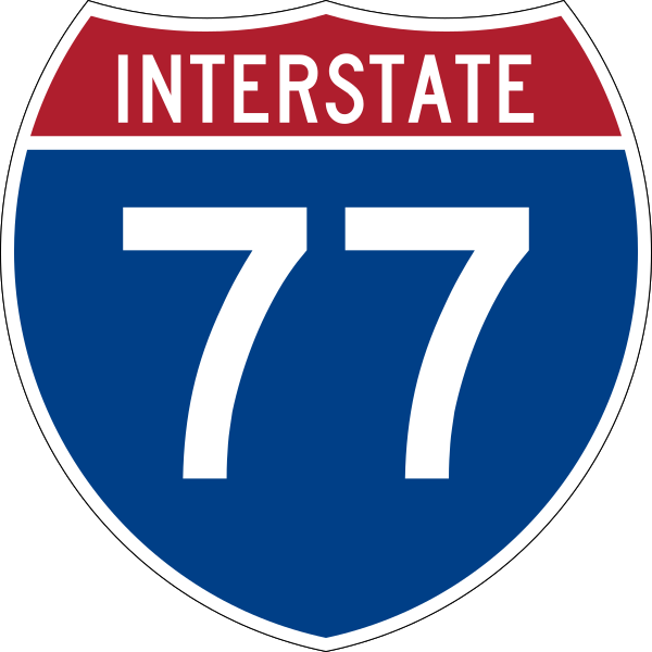 Interstate 77 I-77 Emergency Road Service