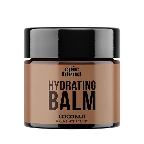Coconut Dry Skin Hydrating Balm, epic blend,