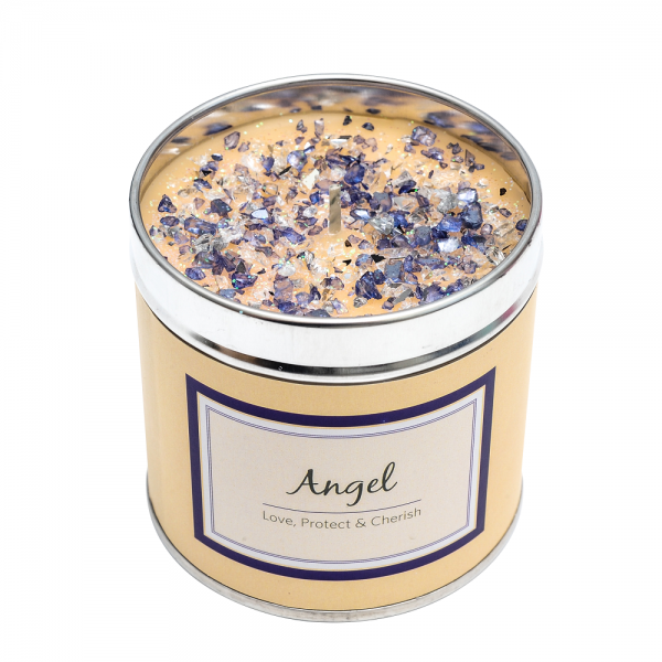 Scented Candle Gift Angel Fragrance Home