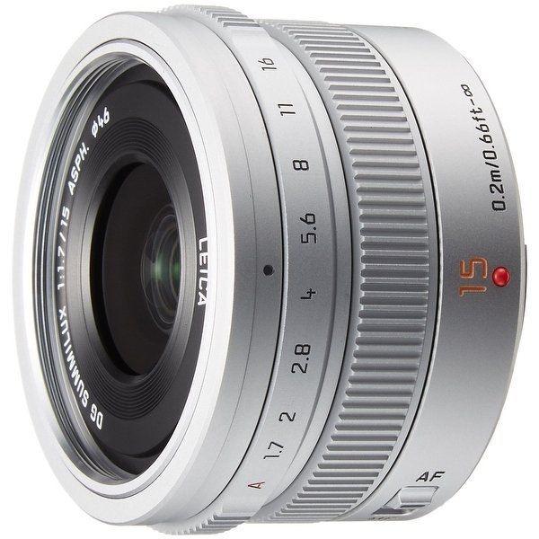 Panasonic H-X015 Lens