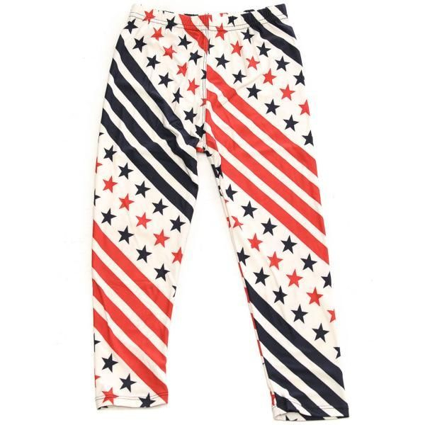 F-239  Child's Red White Blue Stars and Strips