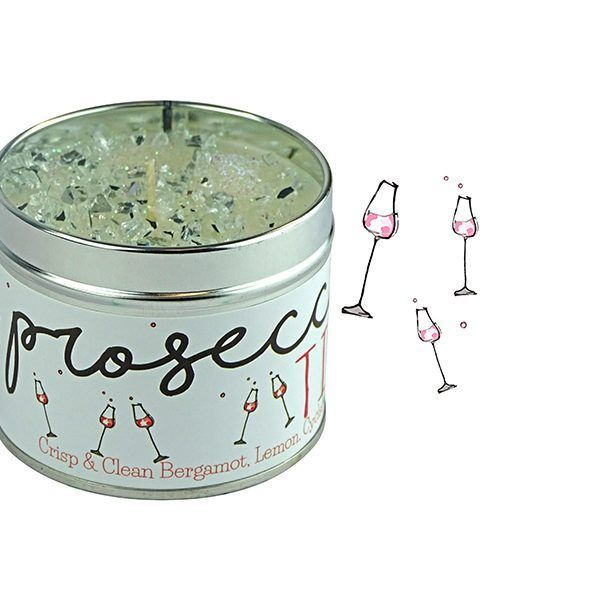 Tracey Russell Occasion Candle - Prosecco Time