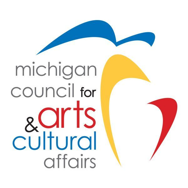 Logo Michigan Council for Arts & Cultural Affairs