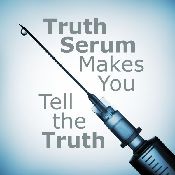 Hypnosis, Hypnotherapy, truth serum, Hypnosis makes you tell the truth, therapy, naples,