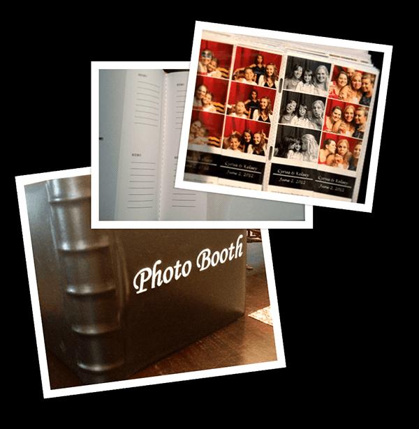 Álbumes de fotos de Pro Photo Booth Events