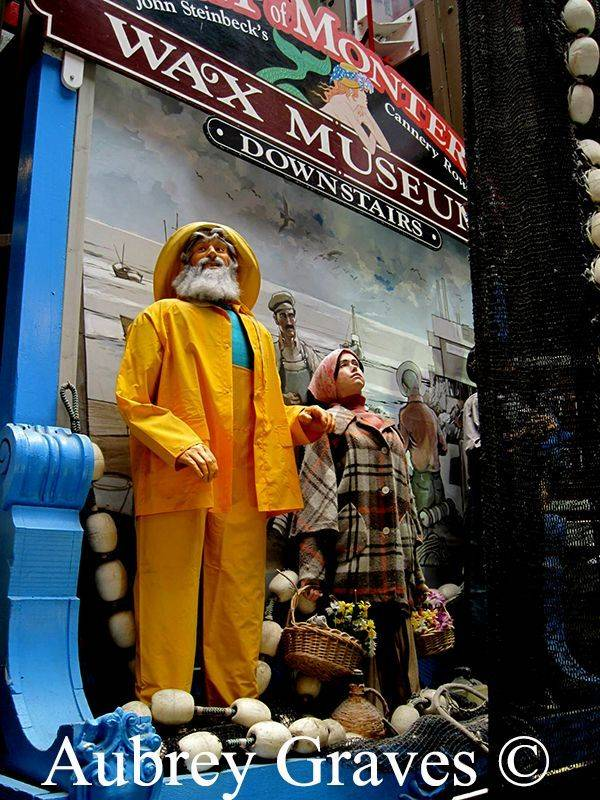 Spirit of Monterey Wax Museum haunted