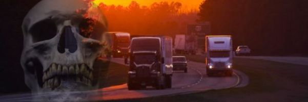 Pacheco Pass Highway 152 haunted