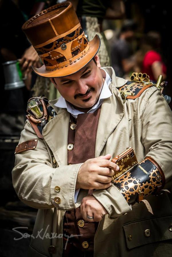 Juan de la Vega III- full outfit