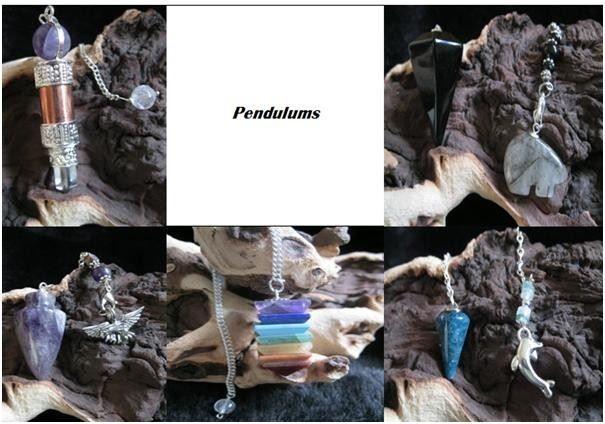 pendulums, amethyst, copper, clear quartz, crystal quartz, chakra, bear, butterfly, dolphin, eagle, totem